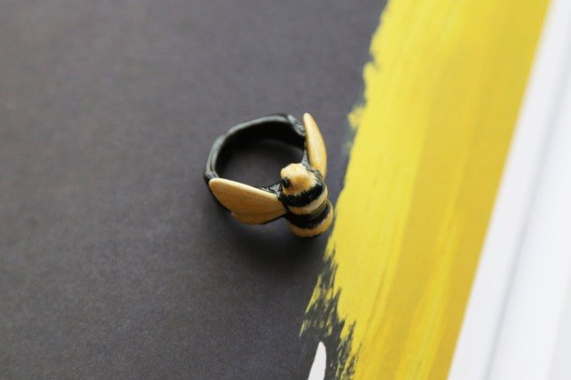 And Mary Bee Ring