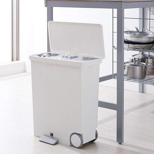 LIKE IT Walk-Through Garbage Bin 33L Large - Three Color Optional