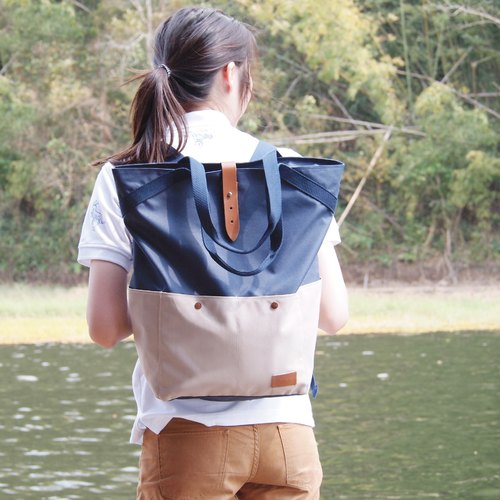 MONO-Backpack/Tote (waterproof, Laptop, Notebook, Sleeve, Case)