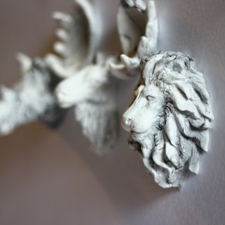 Mable。Lion。Super-strong wall hanging magnet