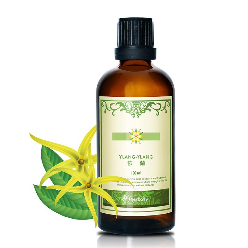 [Herbal True Feelings] Yilan-Single Essential Oil (100ml) (P4018398)