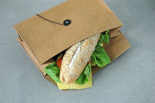 On-The-Road Baguette Bag