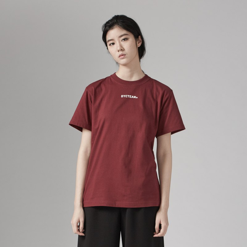 DYCTEAM - LOGO Fabric Tee / L Only