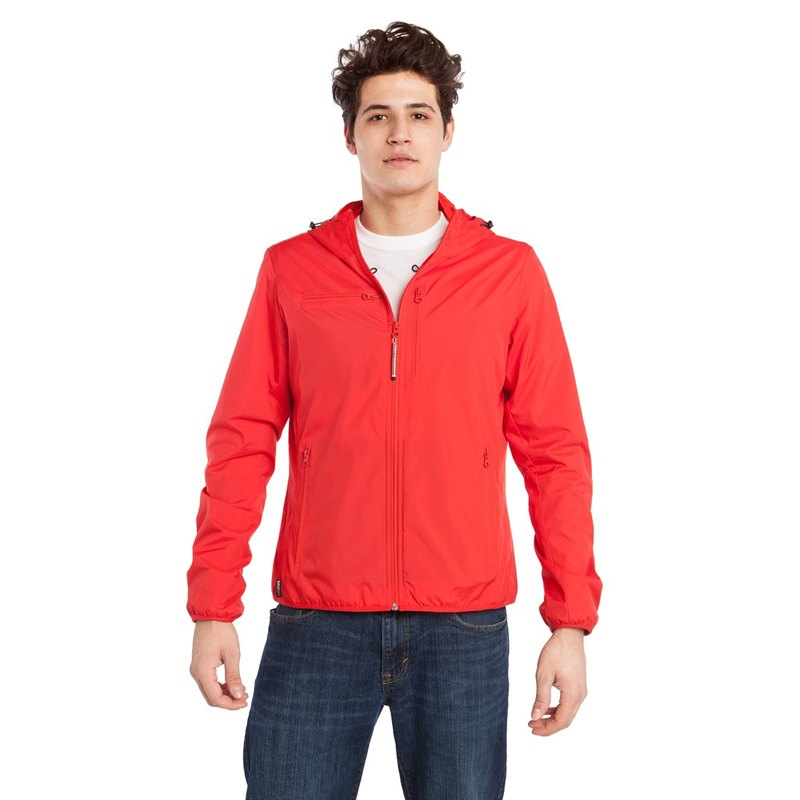 BAUBAX WINDBREAKER versatile windproof jacket type (M) - Red