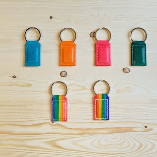 Sanku - Leather Handmade - Magnet Key Ring