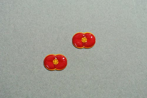 Kirin Flower Earrings (Small)