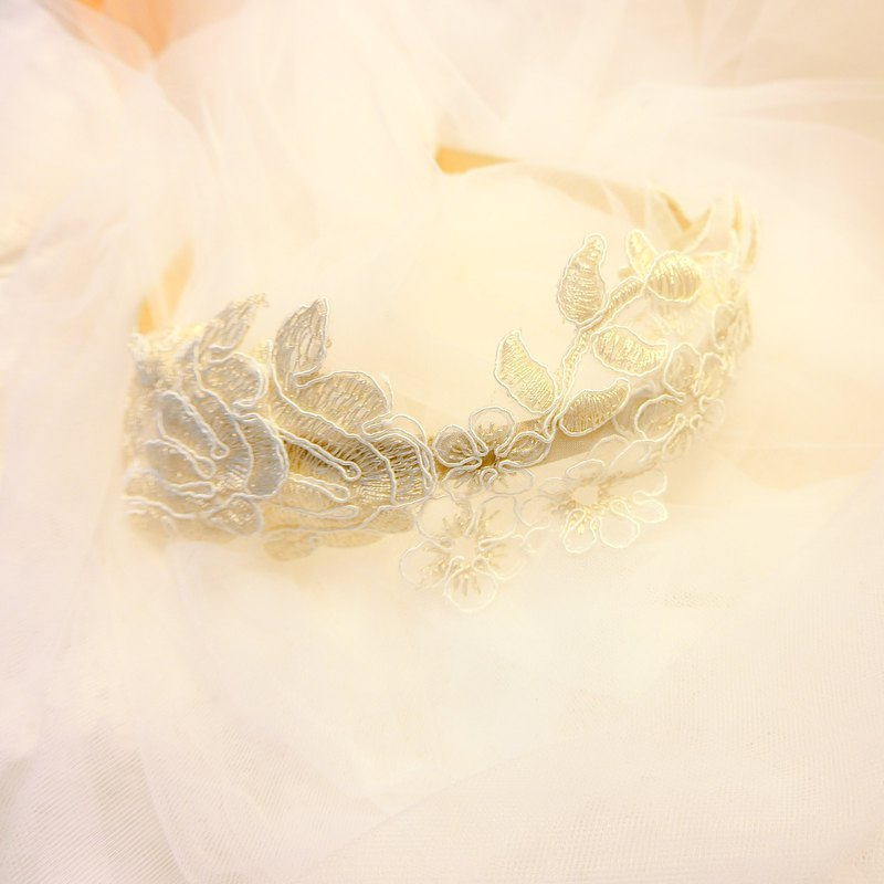 Classical embroidery headband - dream Xiang