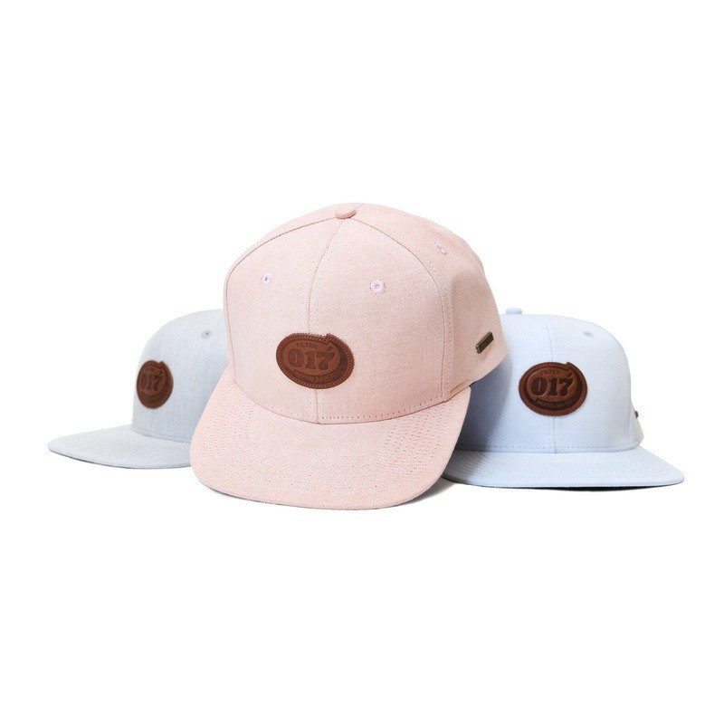 Filter017 Fruit Labels Snapback Cap 皮標牛津棒球帽