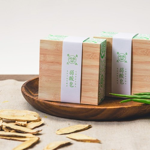 Shu Min weak soap and so on. Sensitive muscle dedicated. Soap-free 【Daphon Soap DACHUN】 120g