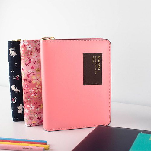 Zhuyou officially sells A6/50K zipper storage bag/book cover/book cover
