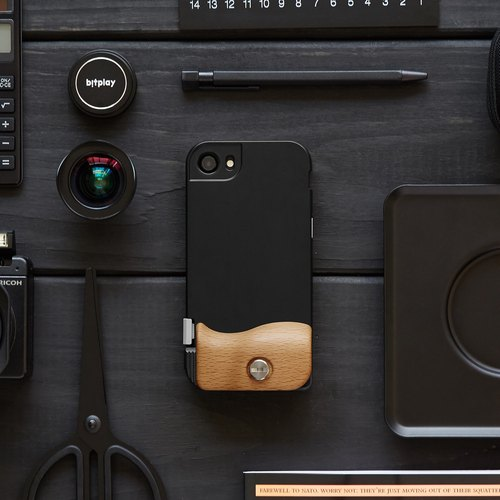 SNAP! 7 Series Phone Case - Black for iPhone 7 / 6s / 6