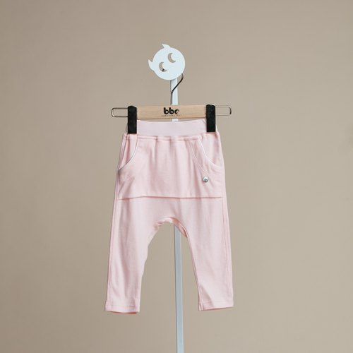 Sports wind big pocket trousers (powder\blue)