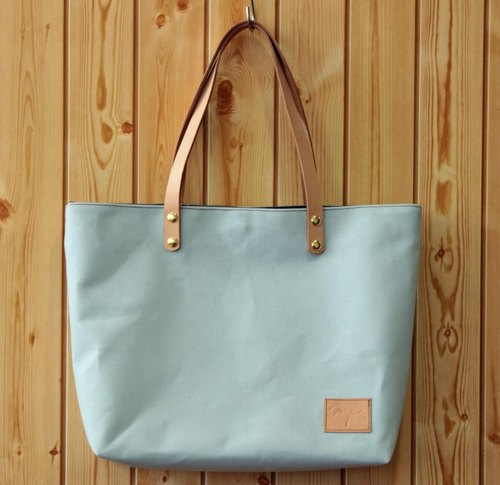 Orito tote (Leather series) no.6