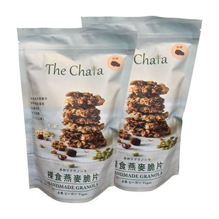 [Super mad double 11] 6 get 3 chocolate oatmeal chips (limited to 20 groups)