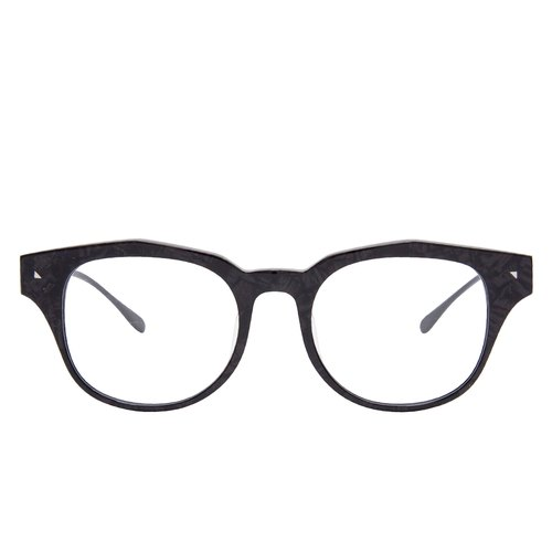 AMERICANO SPACE GRAY Space Gray Italian plate optical glasses frame glasses