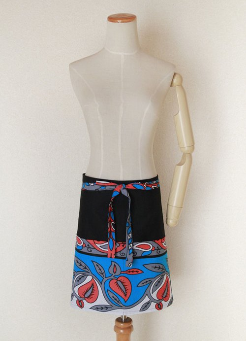 Apron - African fabric