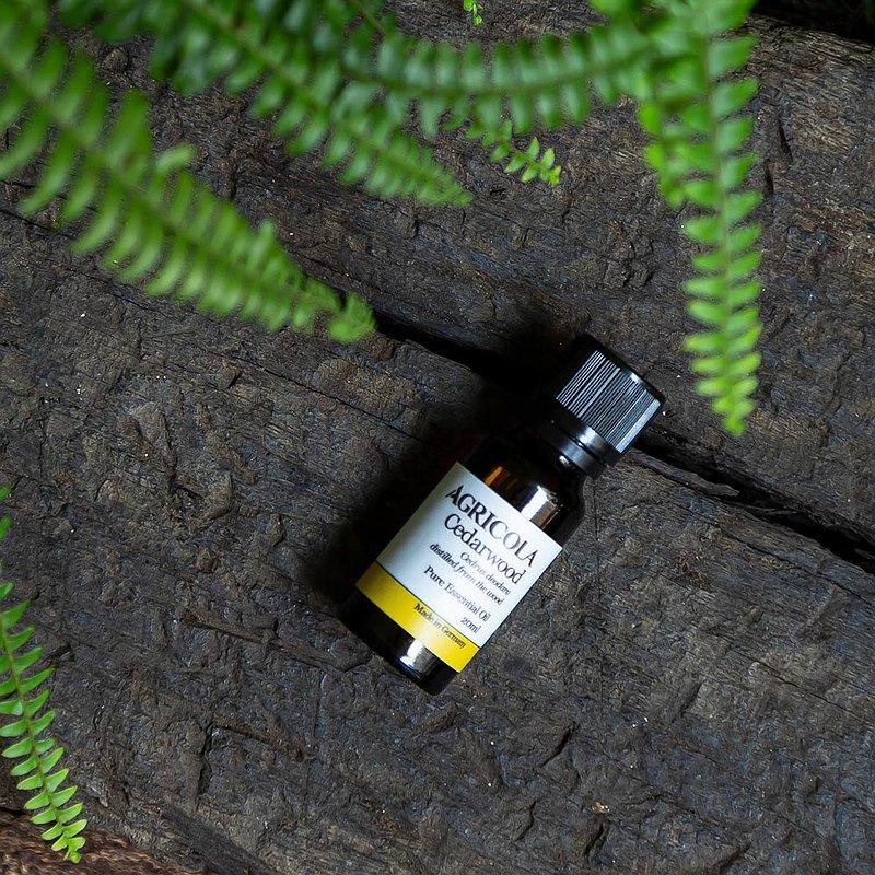 喜馬拉雅雪松精油 - 德國原裝進口 純淨天然精油