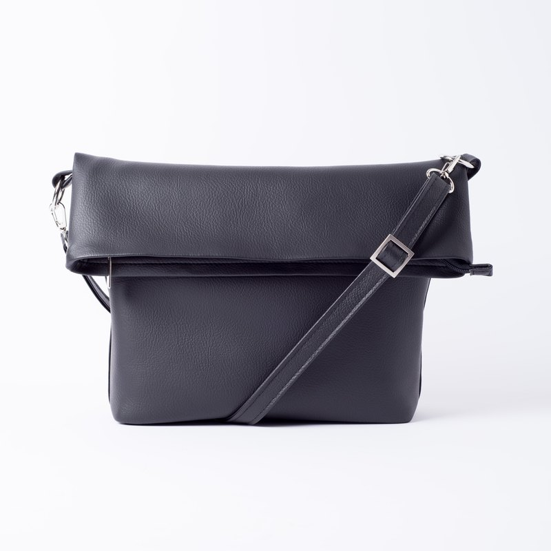 Fold Tote Black / All Black