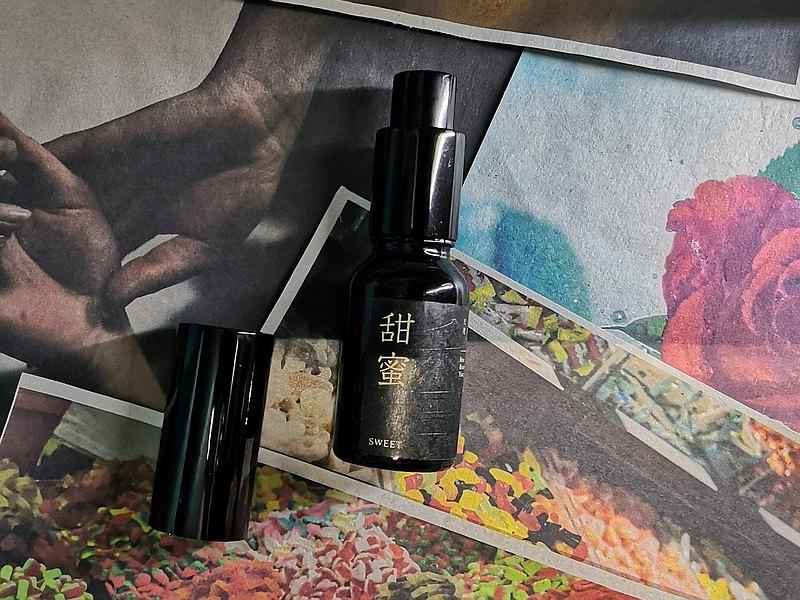 甜蜜 - 花調淡香水 • 天然香水 10ml