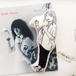 I am not Patti Smith | Sako Studio