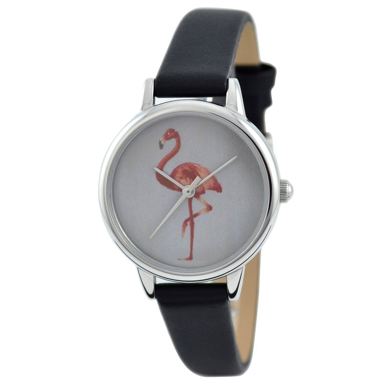 Mothers Day Gift Flamingo Watch Ladies Watch Free shipping worldwid