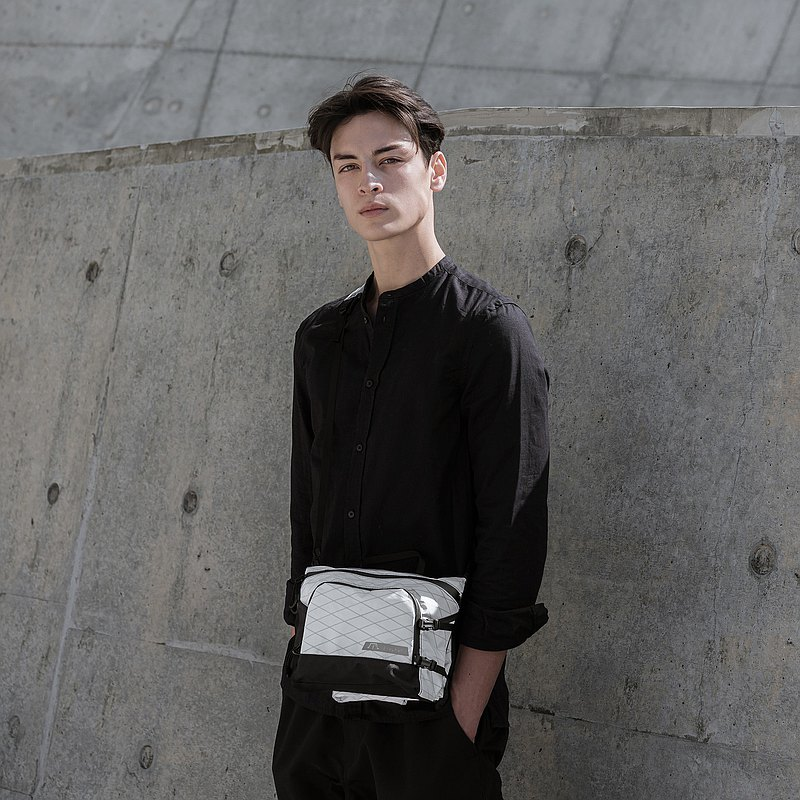 ZETA-0 (XPAC - WHITE) Everyday carry Bag