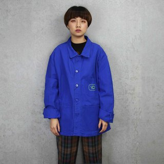 Tsubasa.Y Vintage House Work Shirt 022, French Workers Jacket