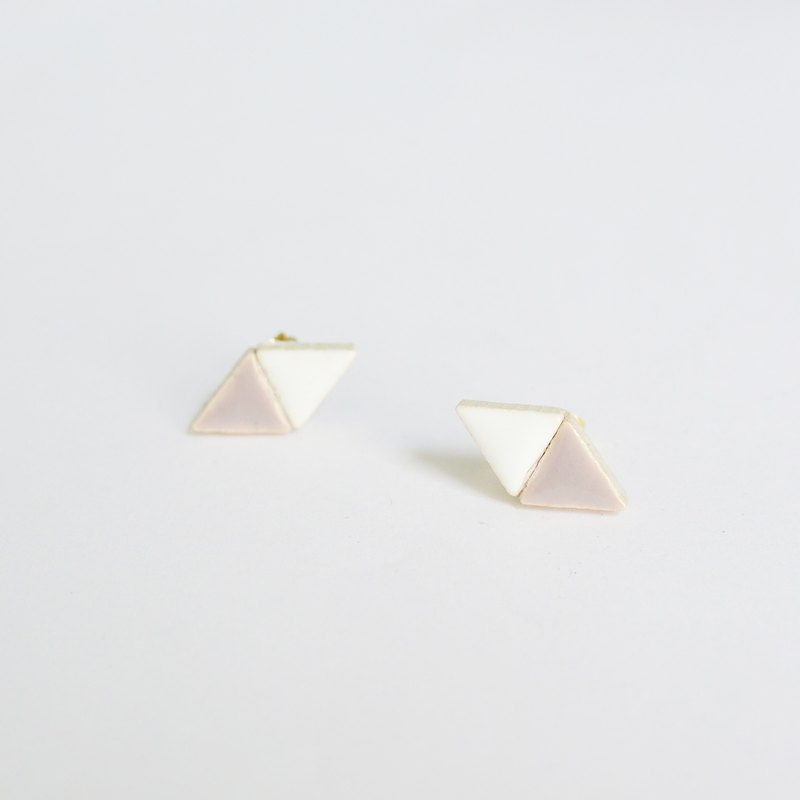 Box two (M003) earrings / ear clip