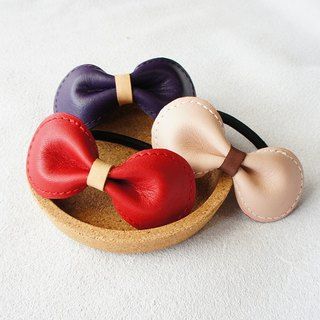 Girly Bowknot Ponytail Holders