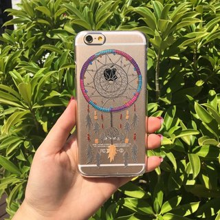 Dream Catcher Print Soft / Hard Case for iPhone X, iPhone 8, iPhone 8 Plus, iPhone 7 case, iPhone 7 Plus case, iPhone 6/6S, iPhone 6/6S Plus, Samsung Galaxy Note 7 case, Note 5 case, S7 Edge case, S7 case