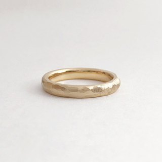 【18Kt Gold】One: ring