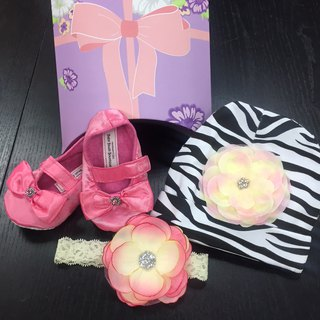 Fashion Baby Gift Box C (limited to 4 groups)