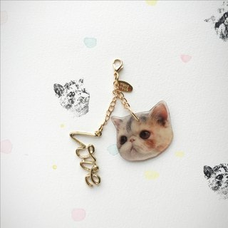 Dreamy Love Jojo Handmade Zipper Charm