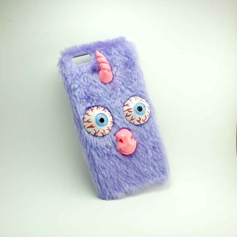 UNICORN IS CRAZY PHONECASE