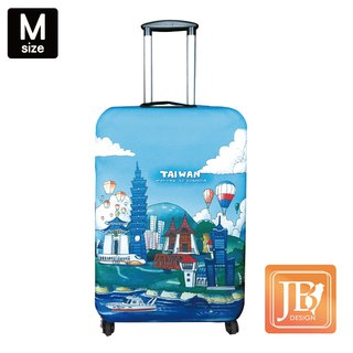 Colorful suitcase set - Taiwan Sky-M
