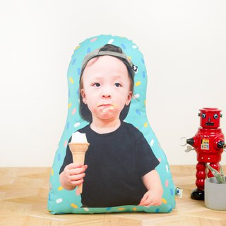 30cm handmade custom / baby / children pillow / Customized