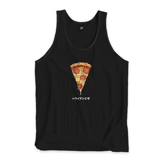 Hawaiian pizza - vest black