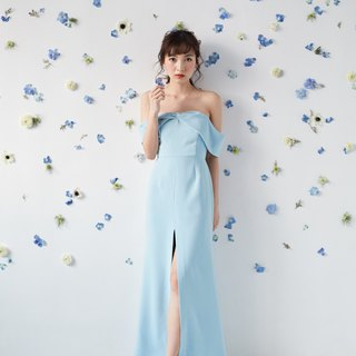 Dream A Little Dream Blue Gown