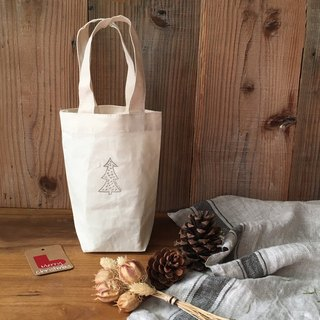Love Earth Small Tree Bag-M