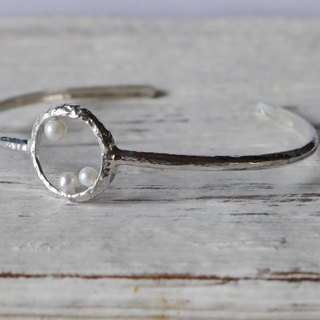 Bubble bangle (sv)