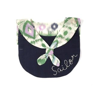 Bib of the sailor collar