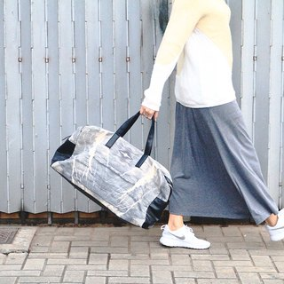 HARD RAYS GREY HOLDALL