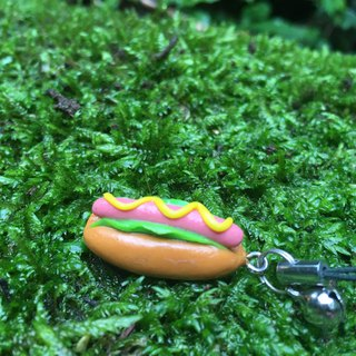 Mini Charm / hot dog models