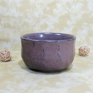 Blueberry hand cut bowl, rice bowl, tea bowl - capacity about 460ml
