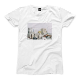 In organic - White - Women's T-Shirt