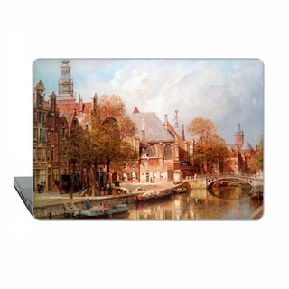 Amsterdam MacBook case MacBook Air case MacBook Pro Retina MacBook Pro art 1764