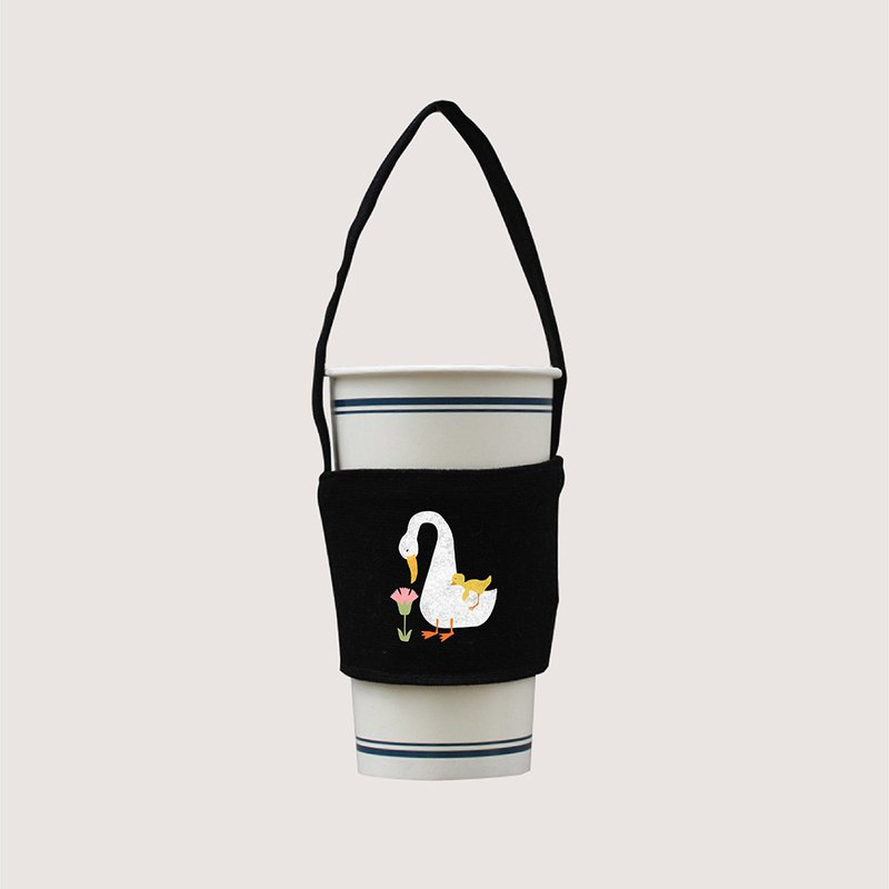 Beverage Bag | Canvas | 9 Colors | Ugly Duckling