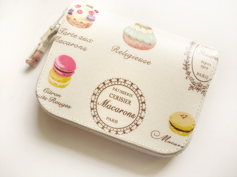 Ally's exclusive order - sweetheart macaron afternoon tea waterproof short clip