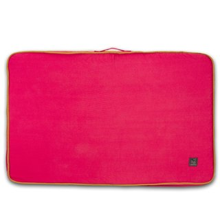 Lifeapp sleeping pad replacement cover L_W110xD70xH5cm (red and blue) does not contain sleeping pad