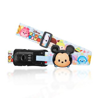 Disney TSUMTSUM with luggage balance harness - Mickey